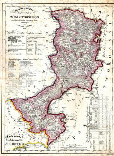 Augustavo apskritis 1826