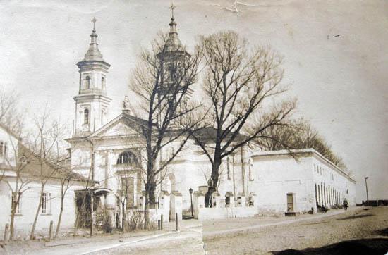 Kalvarijos bažnyčia 1912