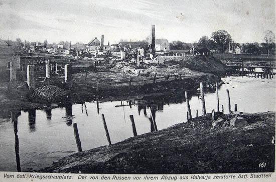 Kalvarija 1915