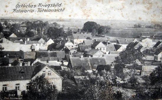 Kalvarija 1914