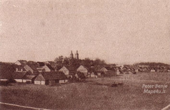 Kalvarija, Kalwarija