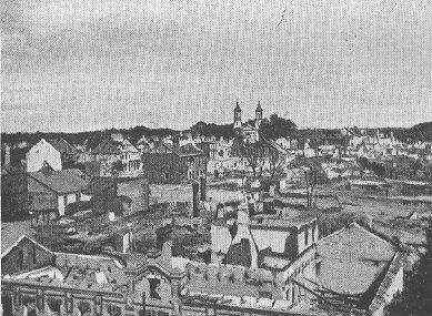 Kalvarija 1915 vasara