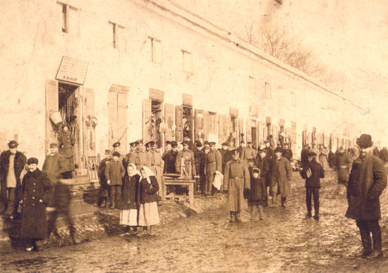 Kalvarija 1912-14