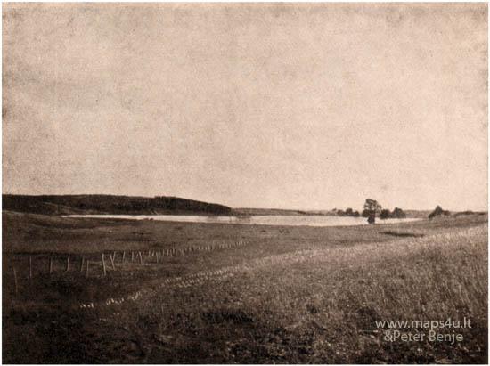Pirmasis Pasulinis karas. 1915 Kalvarija, fronto linija prie Orijos ežero
