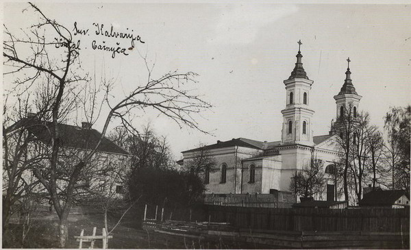 Kalvarijos Bažnyčia