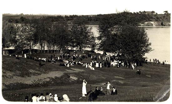 Smalininkų kaimas 1933