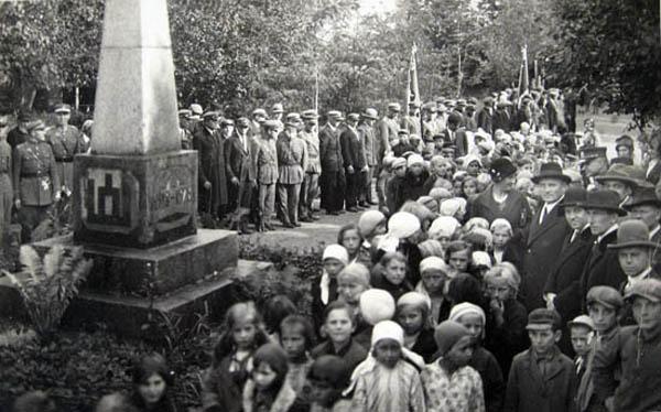 Kalvarijos miesto gyventojai