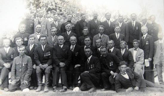 Kalvarija 1928