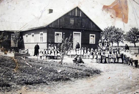 Kalvarija 1938