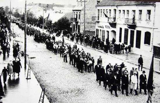 Kalvarija 1931