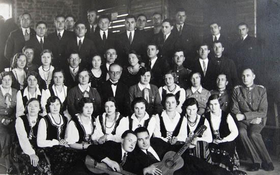 Kalvarija 1935