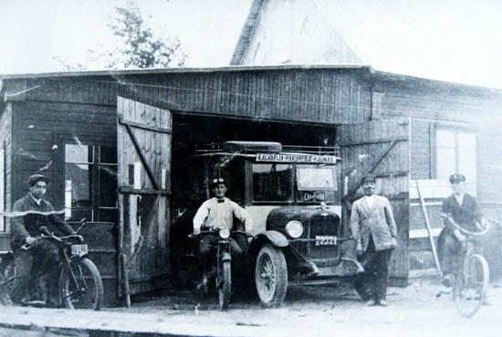 Kalvarija 1931 autobusų stotis