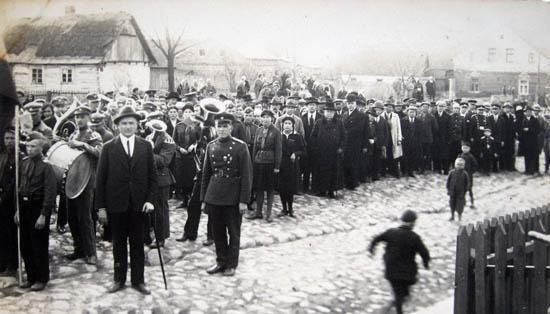 Kalvarija 1932 m.