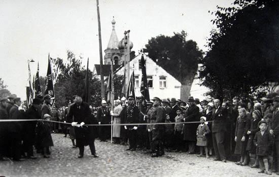 Kalvarija 1933