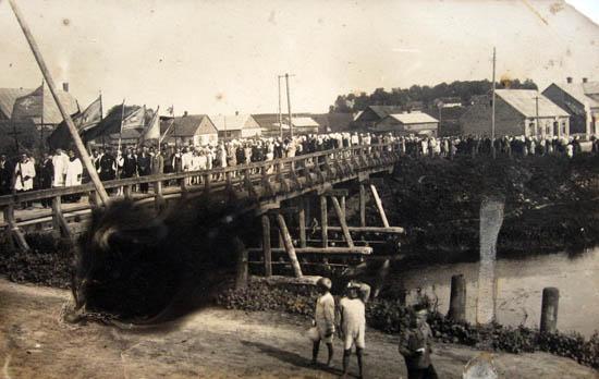 Kalvarija 1929