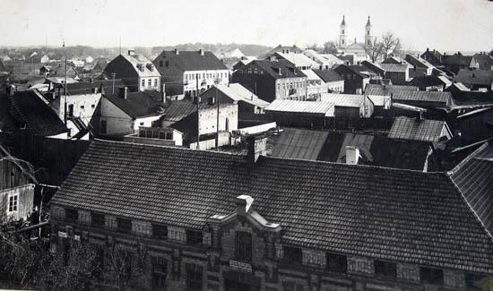 Kalvarija 1936