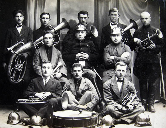 Kalvarija 1926 orkestras