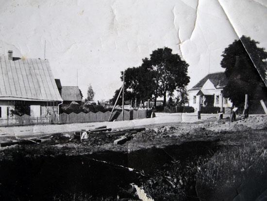 Kalvarijos dvaro pastatai
