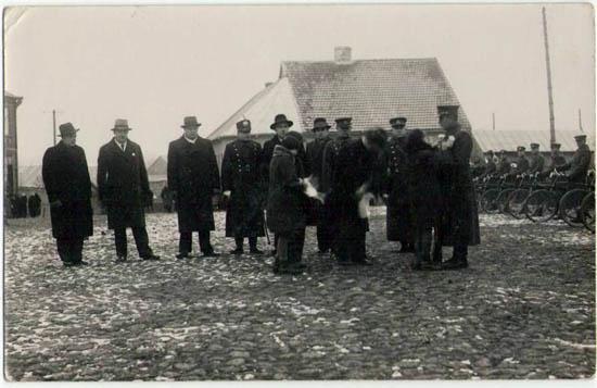 Kalvarija 1930-39