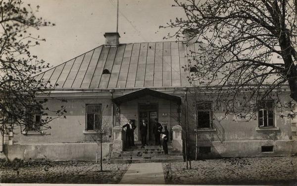 Kalvarija Paštas