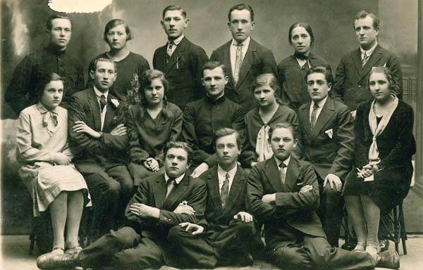 Lietuvių katalikiško jaunimo sąjunga Pavasaris Kalvarijoje