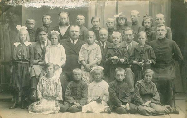 Kalvarijos Pradžios mokykla 1923
