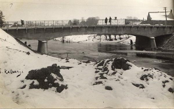 Kalvarija Tiltas