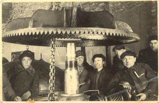 Kalvarijos lakinskų hidroelektrinė 1938
