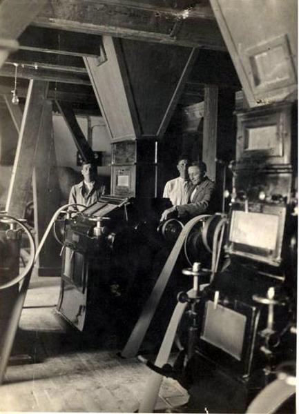 Kalvaraijos Dvaro malūnas 1935