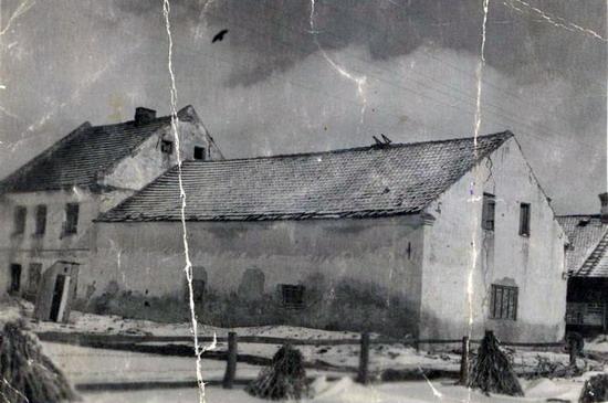 Kalvarija Tabako sandėlis ir kontora 1930-1940