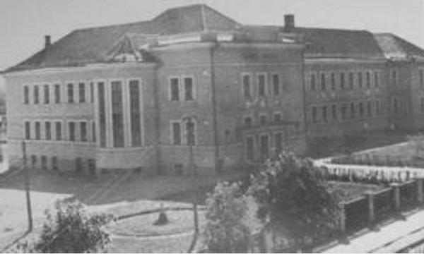 Kalvarijso mokykla