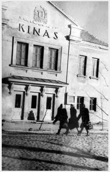 Kalvarijos Kinoteatras