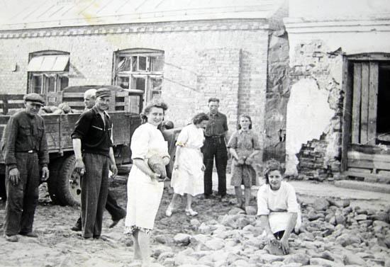 Kalvarija 1952