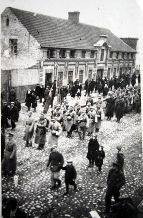 Kalvarija 1944