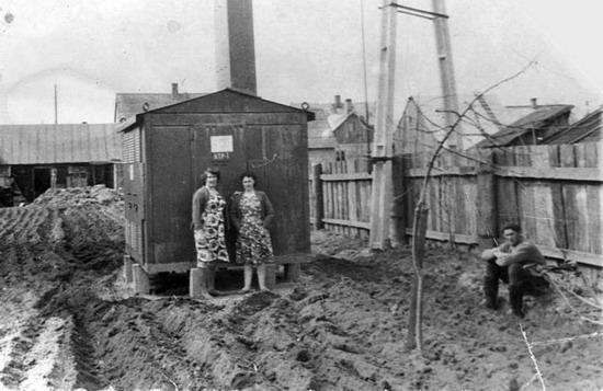 Kalvarija Elektros tinklų ūkis 1948
