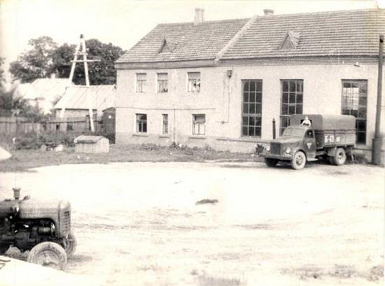 Kalvarija elektrinė 1955