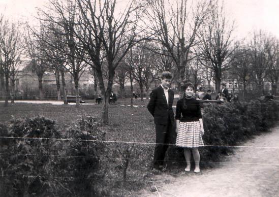 Kalvarijos parkas 1965
