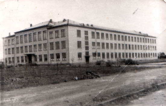 Kalvarijos vidurinė mokykla 1967