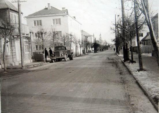 Kalvarija 1963 m.