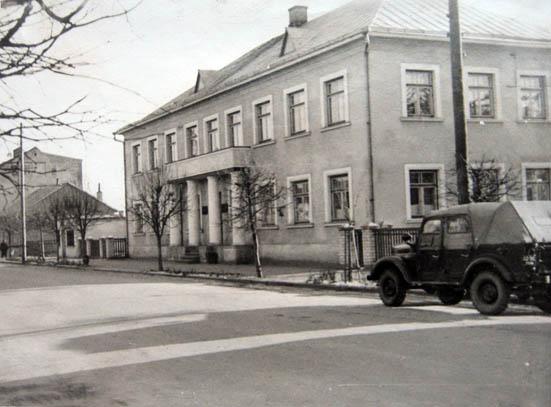 Kalvarija 1962