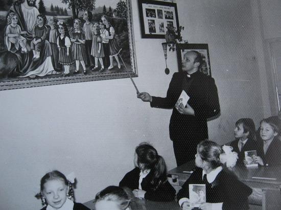 Kalvarija 1990