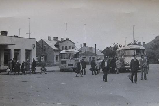 1978 m. Kalvarijos autobusų stotis