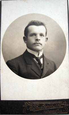 Antanas Jokantas 1910