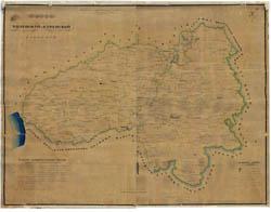 Vilniaus ir Kauno gubernijos 1843