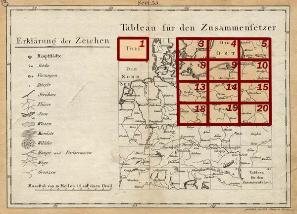Herzogthume Warschau 1808