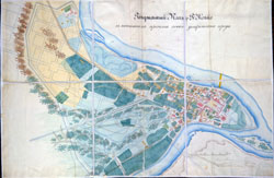Kauno miesto plėtros planas