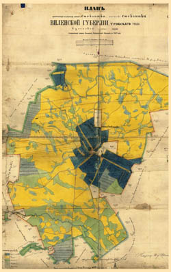 Stakliškės 1869