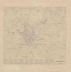 Vilniaus planas 1856