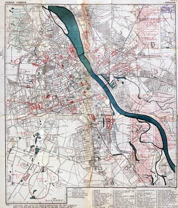 Warszaea 1932 1:20000