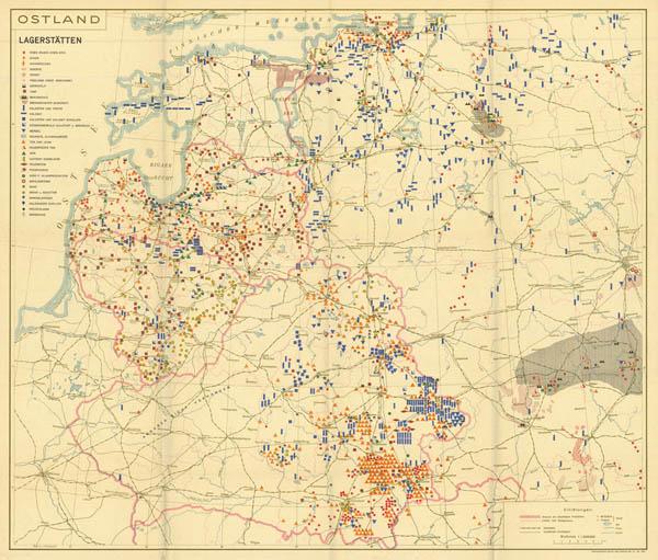 Ostland Atlas 1942